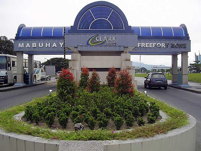 clark city philippines