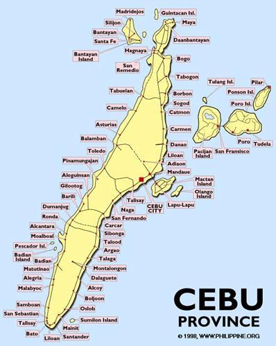 Cebu thanh pho nu hoang cua Philippines 1