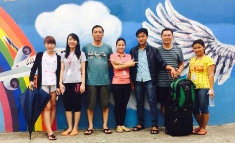 Lò Thị Tâm -Cảm nhận về Trường CIA, Cebu 2