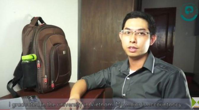 PINES – Vũ Bình: hãy học tập thật chăm chỉ với khả năng tốt nhất bạn có