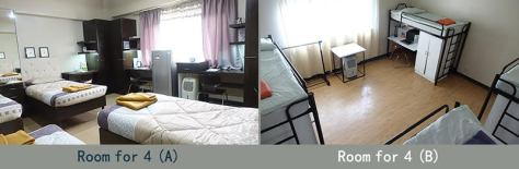 Room for 4 Truong Monol Baguio