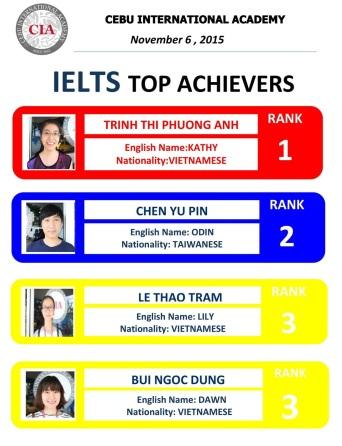 Học viên Việt Nam luôn đạt thành tích cao tại trường