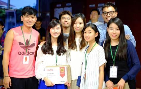 Hai Yen IELTS course at Philinter (1)