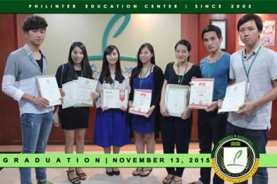 Hai Yen IELTS course at Philinter (2)