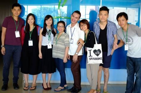 Hai Yen IELTS course at Philinter (4)