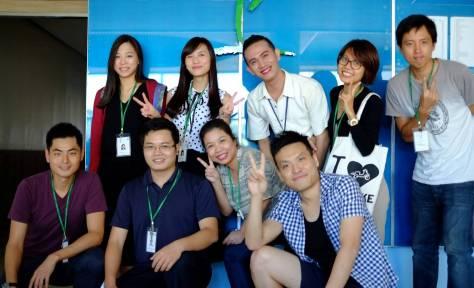 Hai Yen IELTS course at Philinter (6)