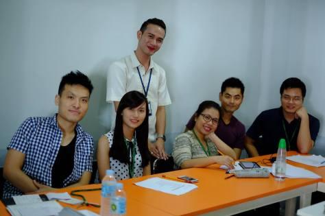 Hai Yen IELTS course at Philinter (7)