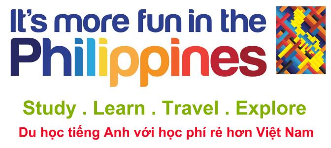 Du học tiếng Anh tại Philippines – Điều gì đang làm bạn không đạt được hiệu quả như mong muốn?