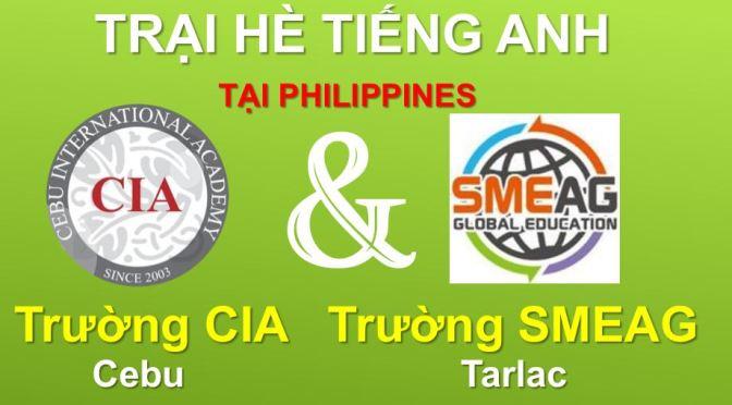 So sánh trại hè du học tiếng Anh tại Philippines: Trường CIA và SMEAG