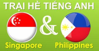 Trại hè Singapore vs Philippines