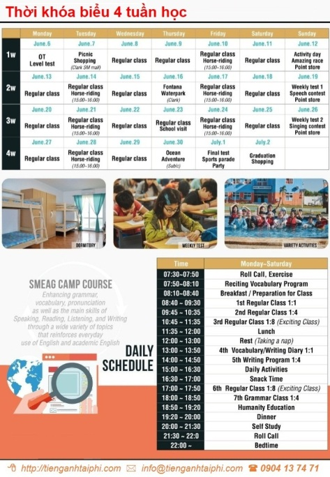 Trai he Su hoc tieng Anh SME English Summer Camp 2016 2