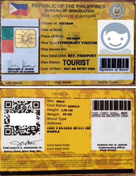 Thẻ iCard cấp cho du học sinh Việt Nam