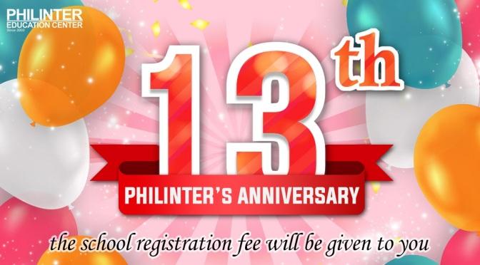 Philinter: miễn lệ phí nhập học cho Việt Nam đăng ký từ 20 đến 30/6