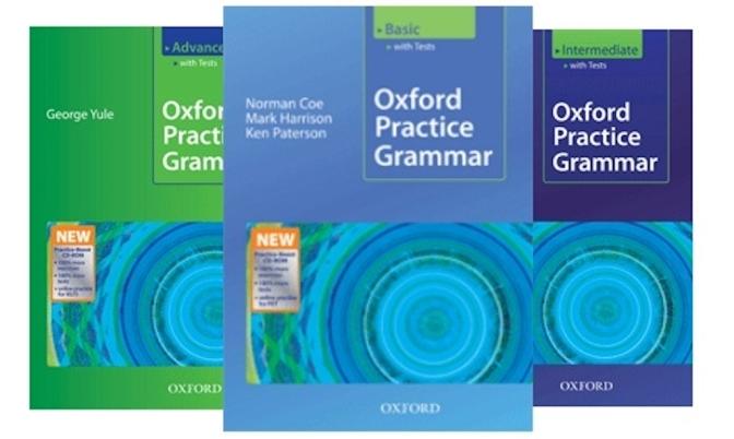 Oxford Practice Grammar – full 3 CD
