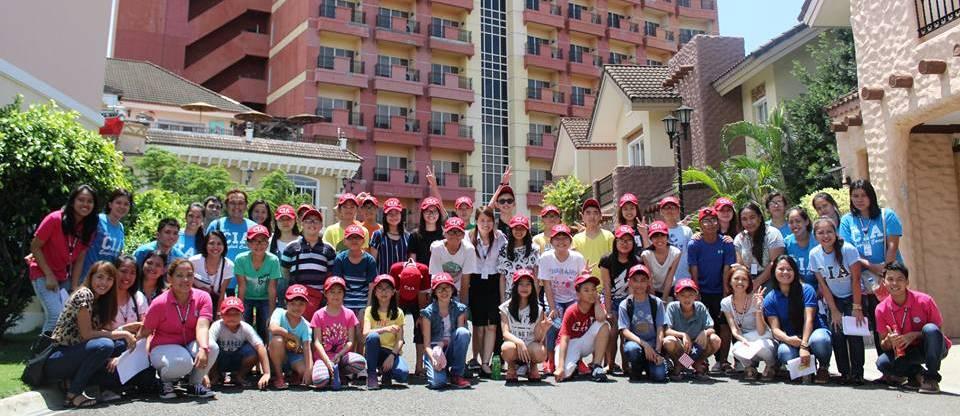 CIA English Summer Camp 2016