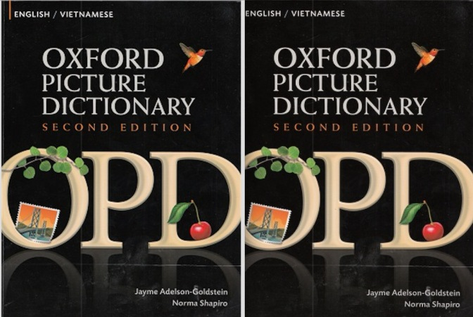 Oxford picture dictionary second edition / English – Vietnamese