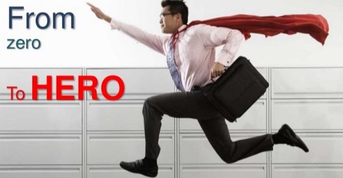 "Lộ trình học Writing ""ZERO"" to ""HERO"" – Phần 2"
