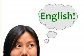 thinking about english