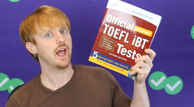 Giới thiệu Ebook The TOEFL Official Guide