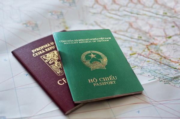 Thủ tục làm hộ chiếu (passport)
