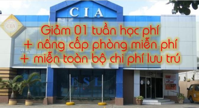 Trường CIA – Thi hùng biện tiếng Anh