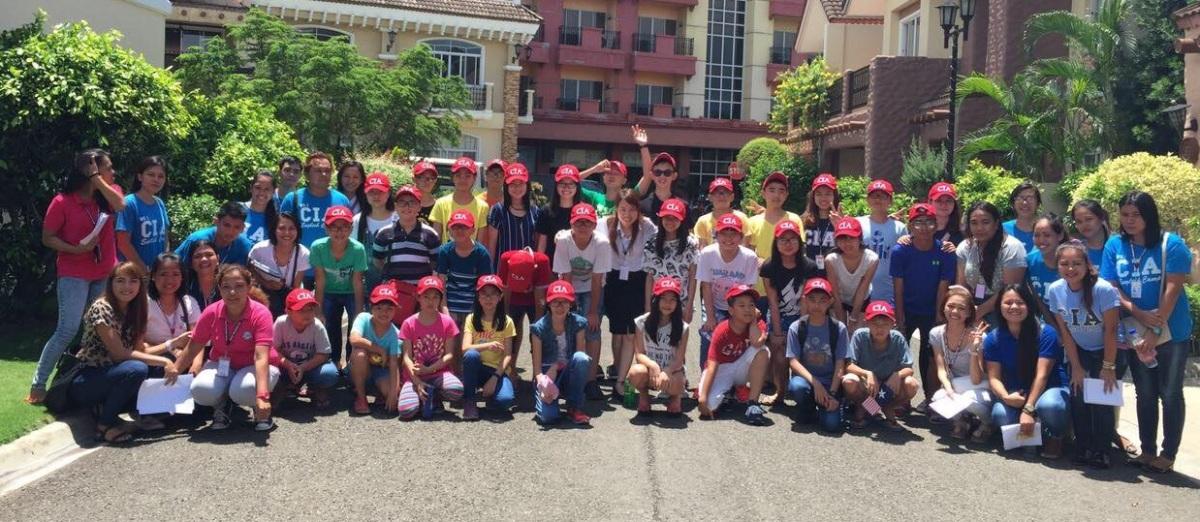 Trường CIA: English Summer Camp 2017 - Trại hè du học tiếng Anh Philippines