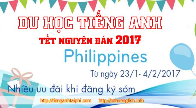 Du học tiếng Anh Tết Nguyên Đán 2017 Trường SMEAG: Đón Tết tại Philippines