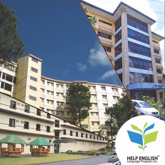 Khóa học IELTS đảm bảo đầu ra tại Trường HELP – Martin, thành phố Baguio