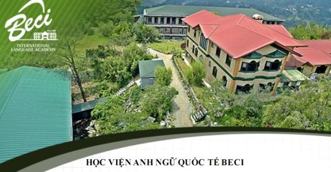 Trường BECI: thay đổi học phí và KTX từ 1/5/2017