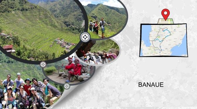Những địa điểm ở phía Bắc Baguio làm say lòng người