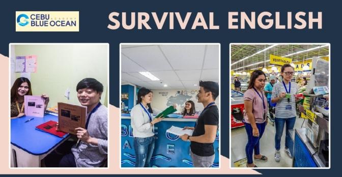 Trường CBO: Khóa tiếng Anh Survival English cho người chưa biết gì