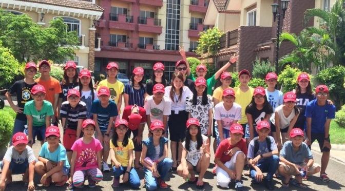 Trại hè English Summer Camp 2018 Trường CIA – Philippines
