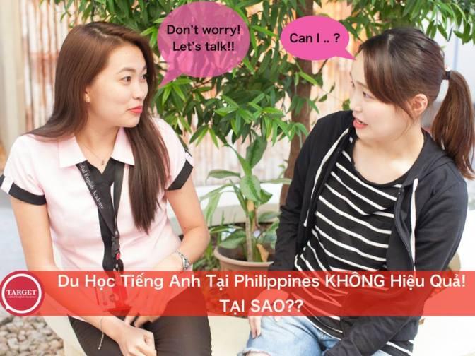 Bạn không nên du học tiếng Anh tại Philippines!