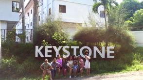 Đường vào Keystone