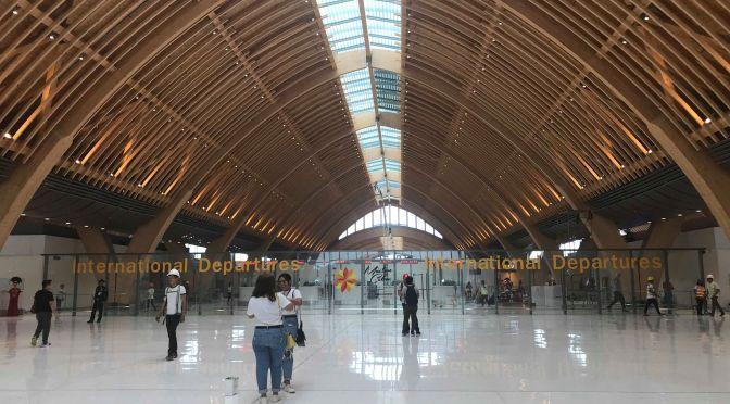 Cebu Mactan New International Airport – Sân bay quốc tế mới Cebu Mactan