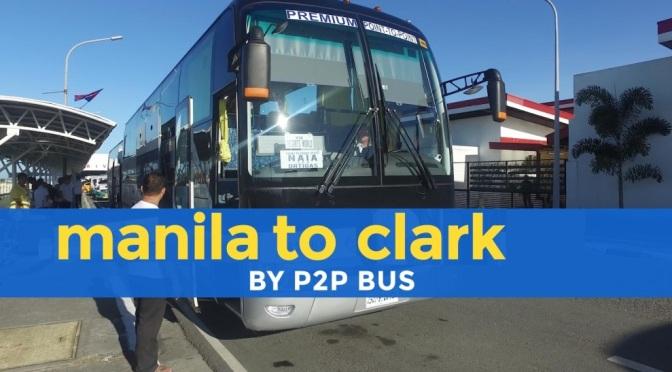 Hướng dẫn tự đi từ sân bay Manila đến TP Clark và Angleles