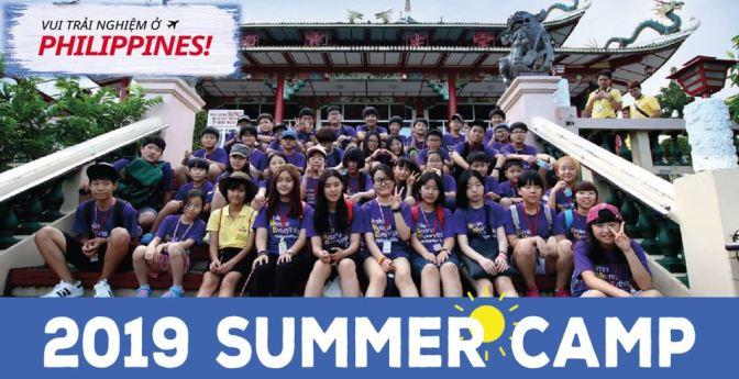 Tổng hợp Trại hè tiếng Anh tại Philippines 2019 của các trường Anh ngữ