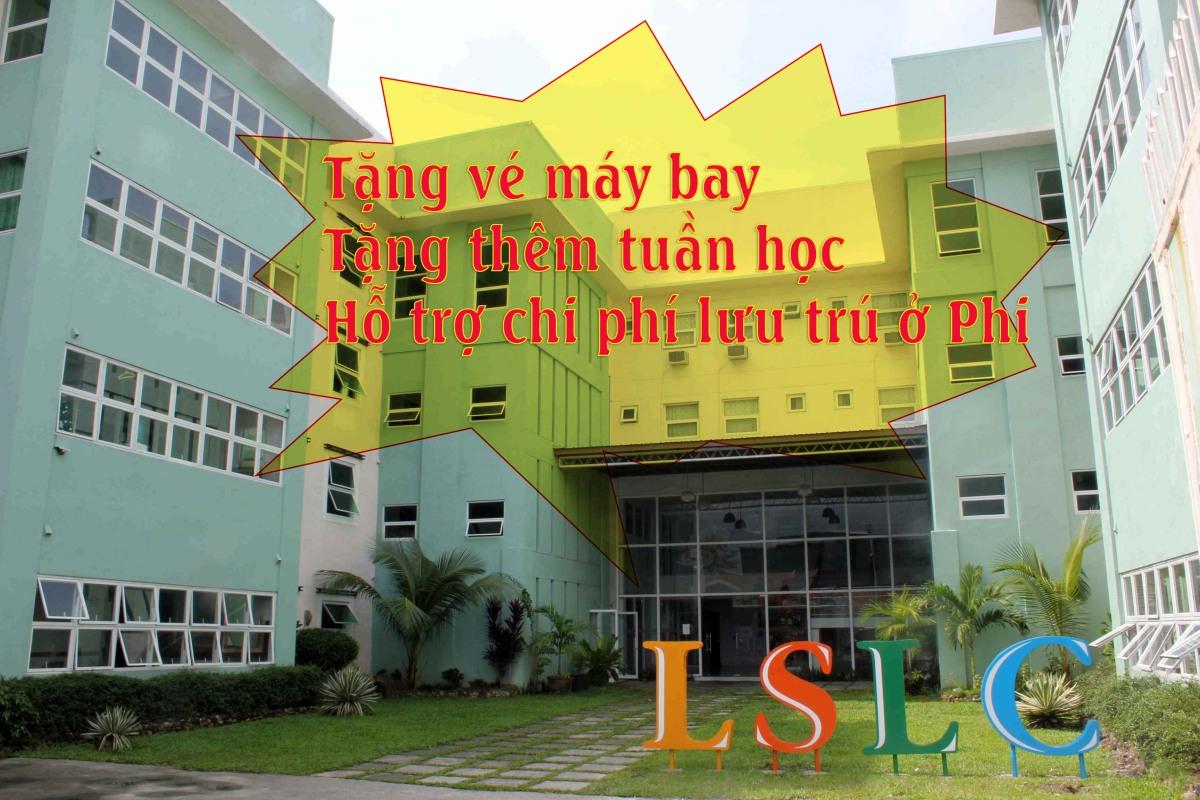 Trường LSLC - Ngập tràn ưu đãi nhập học năm 2019