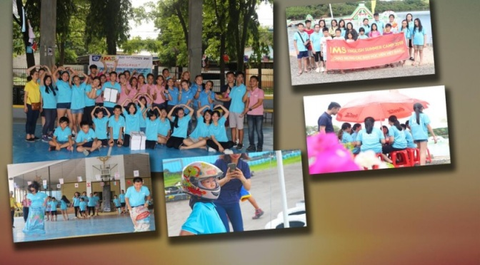 Trại hè tiếng Anh Summer Camp 2019 Trường Anh ngữ IMS Philippines