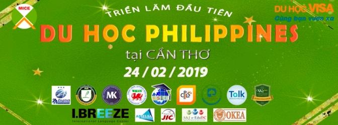 MICE tổ chức Triển lãm du học Philippines 2019 lần đầu tiên tại Cần Thơ: Chi phí thấp – Hiệu quả cao