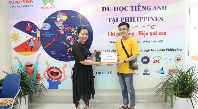 MICE tổ chức thành công chương trình triển lãm du học tiếng Anh Philippines lần đầu tiên tại Cần Thơ