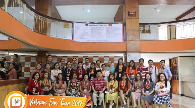 Chuyến tham quan thực tế trường Anh ngữ Cpils – Nơi đào tạo tiếng Anh đa cấp độ