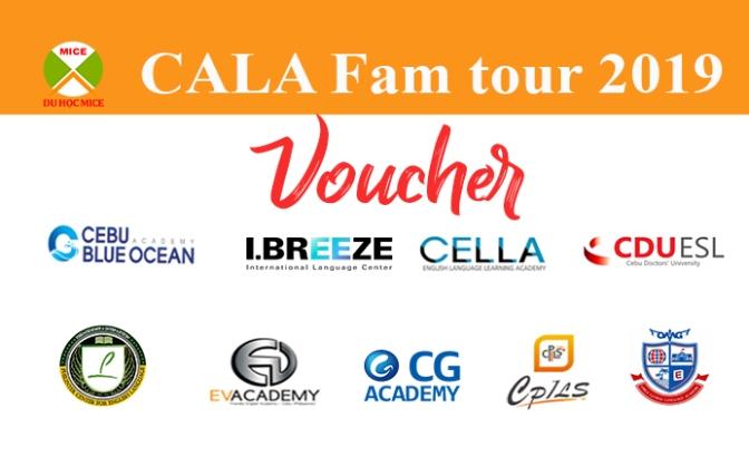 Hành trình CALA Fam tour 2019 – Học bổng ưu đãi cực hiếm