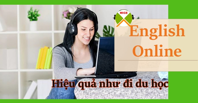 Học tiếng Anh Online tại nhà – Mùa mưa này bạn không cần lo lắng