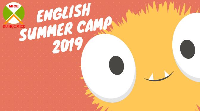Những suất học cuối cùng cho chương trình trại hè tiếng Anh Philippines năm 2019