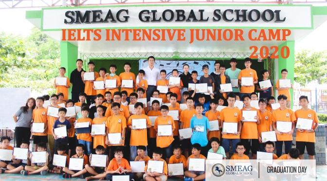 Chương trình Intensive IELTS Junior Camp 2020 Trường SMEAG
