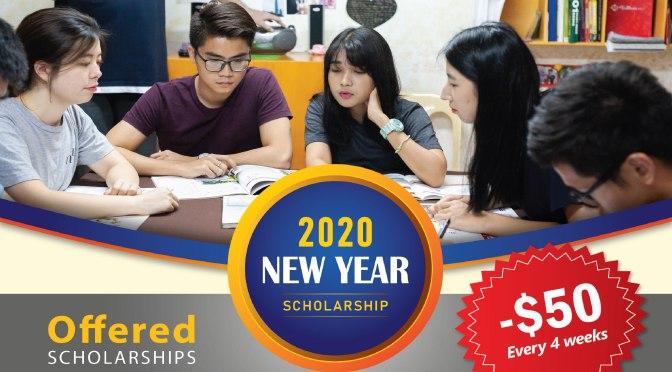 Cơ hội nhận học bổng ưu đãi đầu năm mới 2020 từ Trường Anh ngữ CPILS