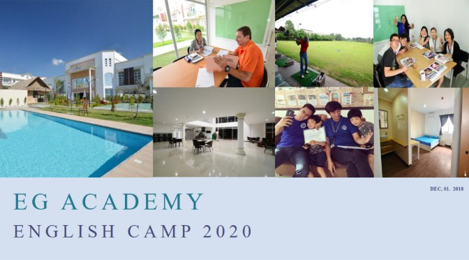 Trại hè tiếng Anh Trường EG 2020: English Summer Camp hứa hẹn những kỷ niệm và kết quả tốt nhất cho bé