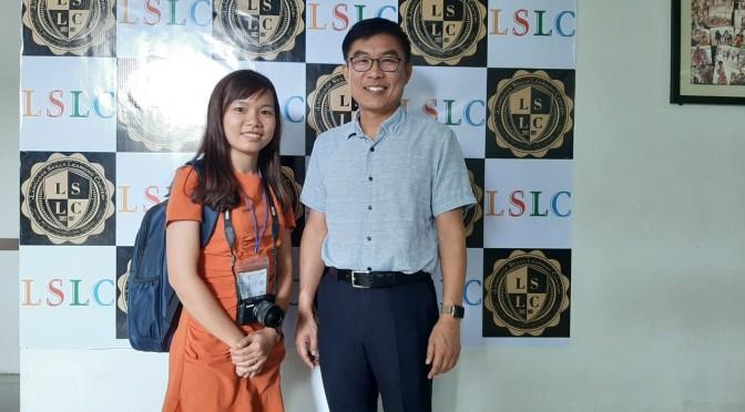 MICE – Tham quan thực tế Trường Anh ngữ LSLC tháng 11/2019