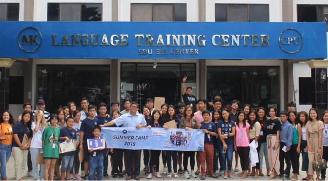 Trại hè du học tiếng Anh Philippines – English Summer Camp 2020 Trường MK ILOILO